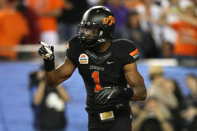 Oklahoma State Football: Nothing Can Happen to These 5 Players in 2012
