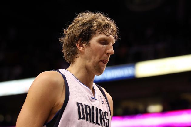 NBA Playoffs 2012: 5 Reasons Dallas Mavericks Will Lose in 1st Round