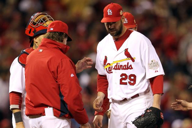St. Louis Cardinals: 5 Hurlers Who Must Pick Up the Slack for Chris Carpenter