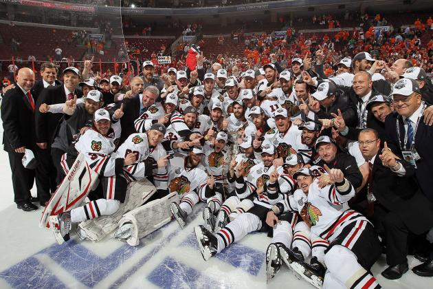 Chicago Blackhawks: 12 Best Moments in Blackhawks Playoff History