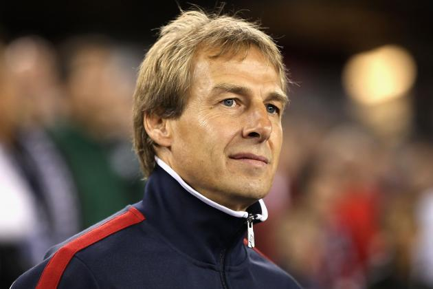 Jurgen Klinsmann: 6 Areas the U.S. National Team Coach Needs to Work On