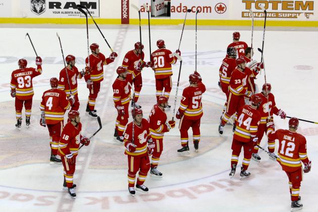 Calgary Flames: Top 4 Reasons They Didn't Make the Playoffs