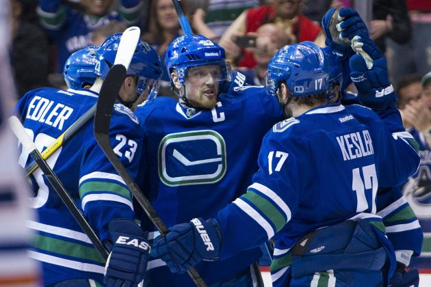 NHL Playoff Predictions 2012: Western Conference First-Round Winners