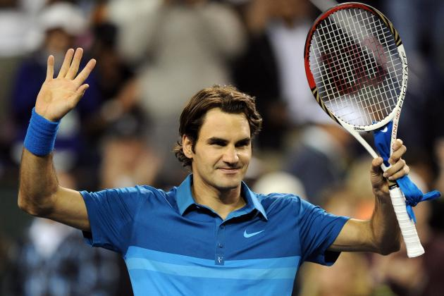 Roger Federer: 7 Reasons Latest Victories Will Carry Him to a Big Year in Majors