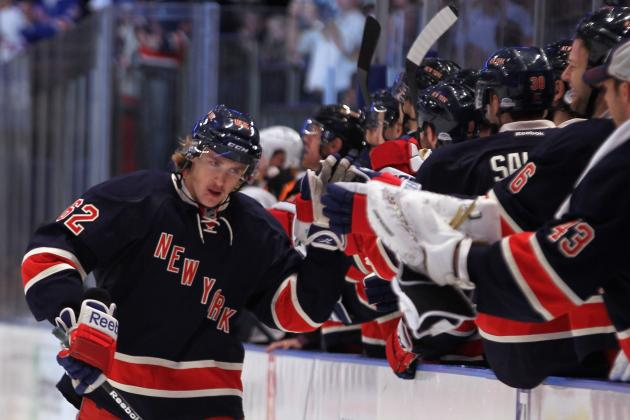 NHL Stanley Cup Playoffs 2012: Rookies Who Will Make a Difference in Playoffs