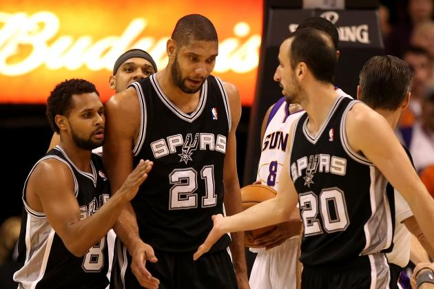 5 Teams That Could Use Tim Duncan Next Season