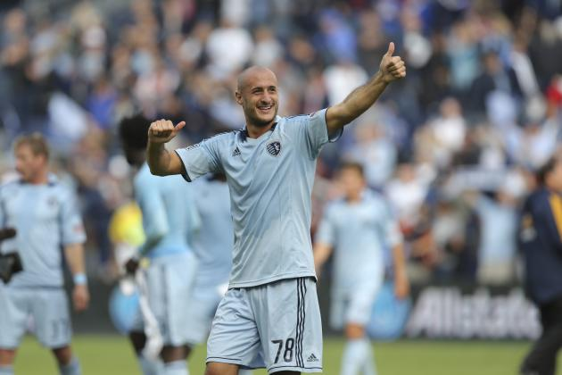 Sporting Kansas City: 5 Reasons Why They Are Taking MLS by Storm This Season