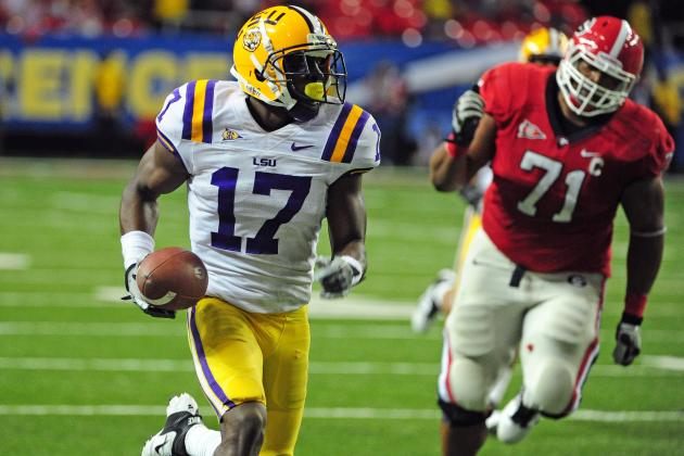NFL Draft 2012: Morris Claiborne and the 5 Biggest Headaches in This Class