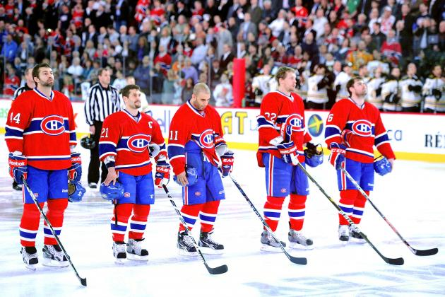 8 Montreal Canadiens Who Won't Be Back Next Season