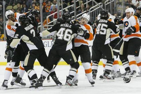 2012 Stanley Cup Playoffs: 10 Key Players for the Penguins vs. Flyers Series