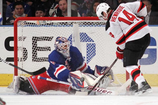 NHL Playoffs 2012: Power Ranking the Playoffs' Starting Goalies