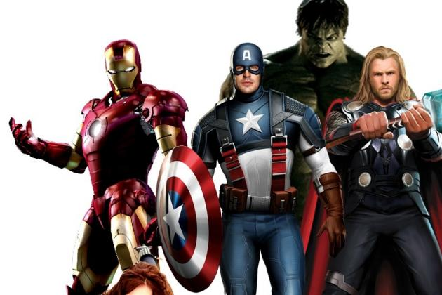 Professional Sports Athletes and Their Avengers Counterparts