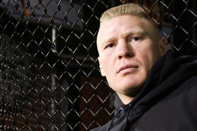 Brock Lesnar and the Best Former Amateur Wrestlers in WWE History