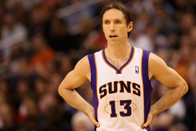 NBA Free Agency 2012: Steve Nash's Top 10 Destinations