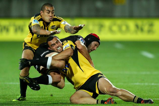 Super Rugby 2012: 4 Teams Guaranteed to Lose in Round 8