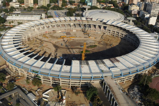 Brazil 2014 World Cup: Exploring the Stadiums for World Football's Biggest Event