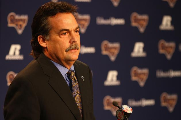 St. Louis Rams Mock Draft: Rounds 1-4 Based on Jeff Fisher's Draft History