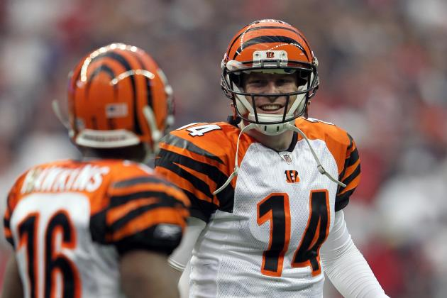 10 Big Story Lines for the Cincinnati Bengals' 2012 Season