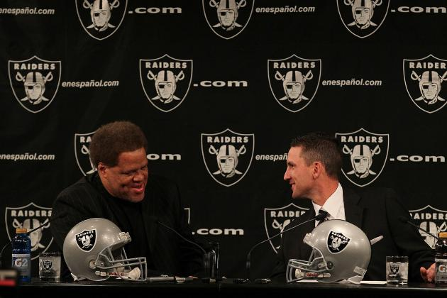 NFL Football: 4 Oakland Raiders Who Will Explode in 2012