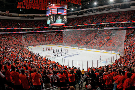 NHL Playoffs 2012: Can the Flyers Overcome Injuries?