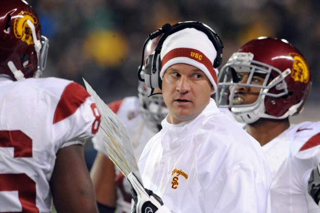 USC Football: Ranking the Difficulty of Each Road Game in 2012