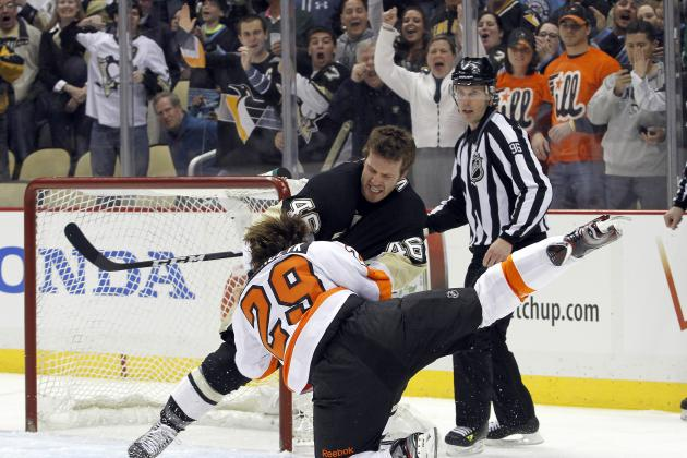 5 Reasons the Flyers-Penguins Rivalry Is the Best in the NHL
