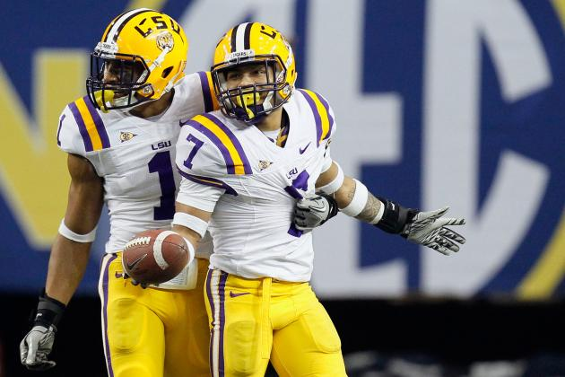 LSU Football: Nothing Can Happen to These 5 Players in 2012