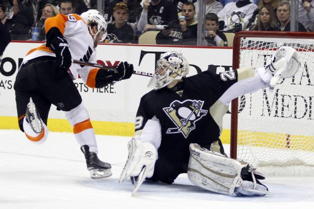 Philadelphia Flyers: 6 Reasons They'll Beat Pittsburgh Penguins in 1st Round