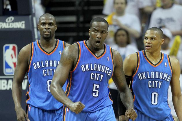 Kendrick Perkins and the 20 Meanest Looking Players in Sports