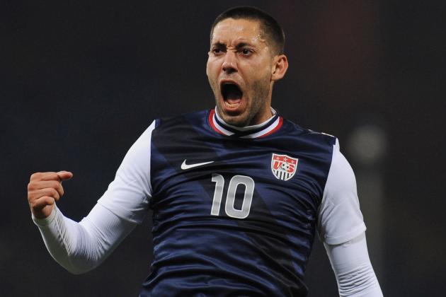 Clint Dempsey: Possible English Premier League Destinations for USMNT Star