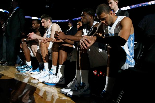 North Carolina Basketball: Tar Heels Will Struggle in 2012 After Losing Core 3