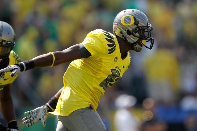 Oregon Football: 10 Uniform Combinations Ducks Must Sport Again in 2012