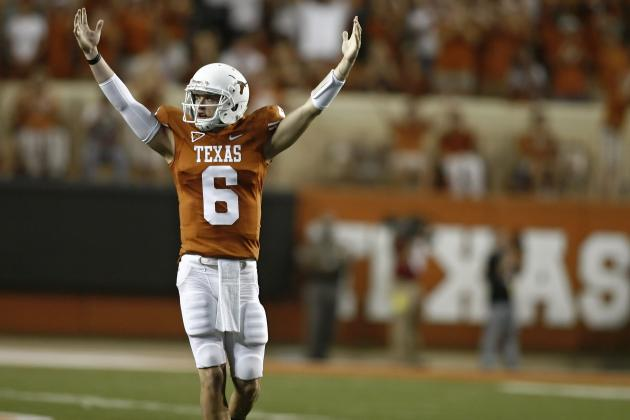 Big 12 Football: Ranking the Best Uniforms in the Conference