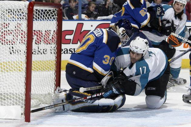 NHL Playoffs 2012: Fact or Fiction for San Jose Sharks vs. St. Louis Blues