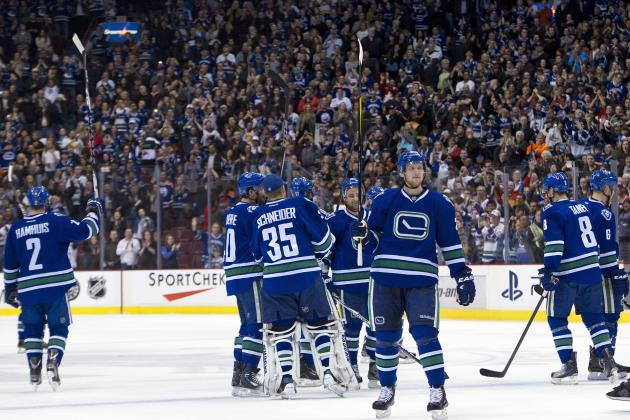 Vancouver Canucks: 5 Reasons to Believe They Will Win the Cup This Year