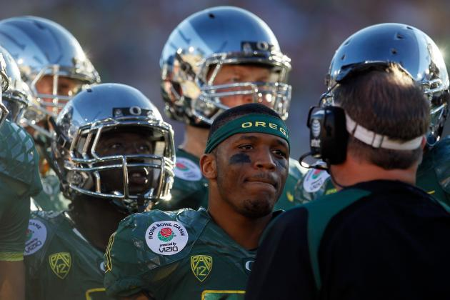 Oregon Ducks: Grading Each Unit so Far in Spring Practice