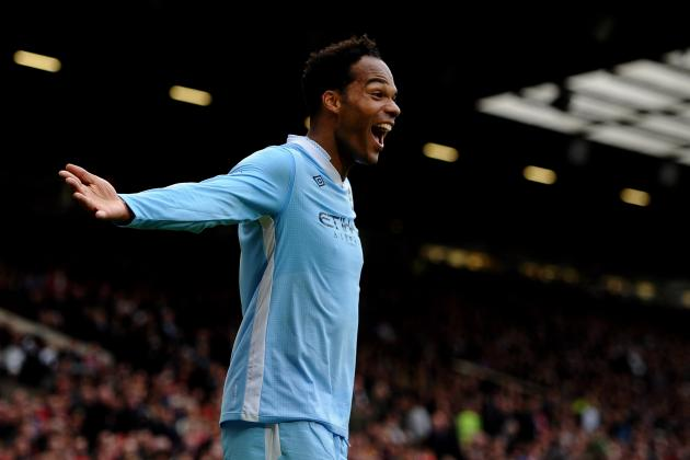 Joleon Lescott: 10 Reasons Manchester City Defender Is the Best in the EPL