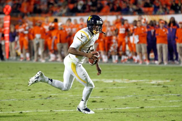 College Football Predictions: WVU and 5 Teams That Will Shock the CFB World