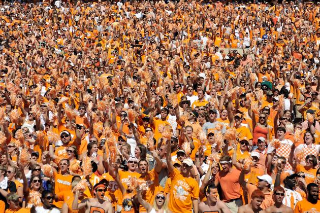 Tennessee Volunteers Football: 10 Reasonable Goals for the 2012 Season