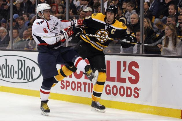 Boston Bruins Playoffs 2012: 5 Most Important Players in Series with Capitals