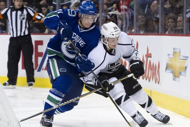 NHL Playoffs 2012: Kings vs. Canucks Series Primer