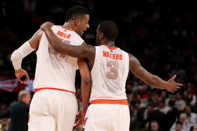 5 Reasons Syracuse Orange Should Be Favorites to Win March Madness in 2013