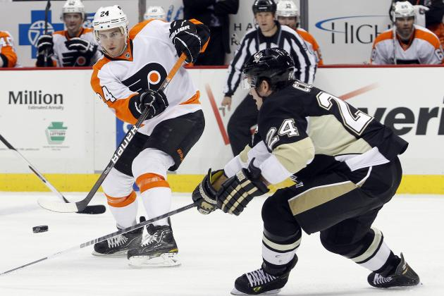 Stanley Cup Playoffs 2012: Player Matchups to Watch in Penguins-Flyers Series