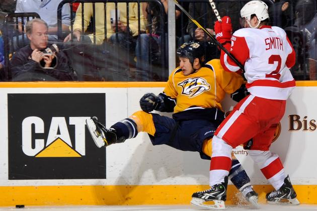Detroit Red Wings: The Nashville Myth and Why the Wings Will Win the Series
