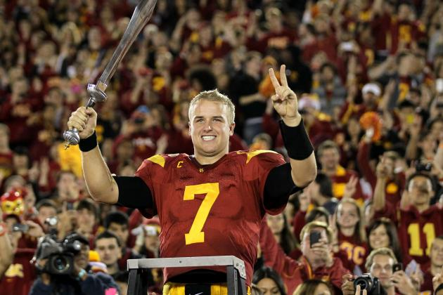 Matt Barkley and 11 Really Early Heisman Trophy Candidates