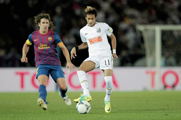 Barcelona Transfer Rumours: Picking a Starting XI to Include Neymar