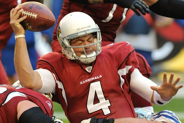 Arizona Cardinals: 10 Reasons Kevin Kolb Will Fail Yet Again in 2012