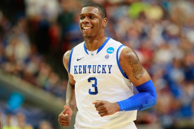 NBA Draft 2012: 5 Pro Players to Compare to Kentucky's Terrence Jones
