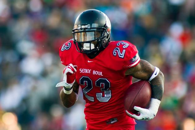 2012 7 Round Baltimore Ravens Mock Draft: Selecting Isaiah Pead in Round 2?