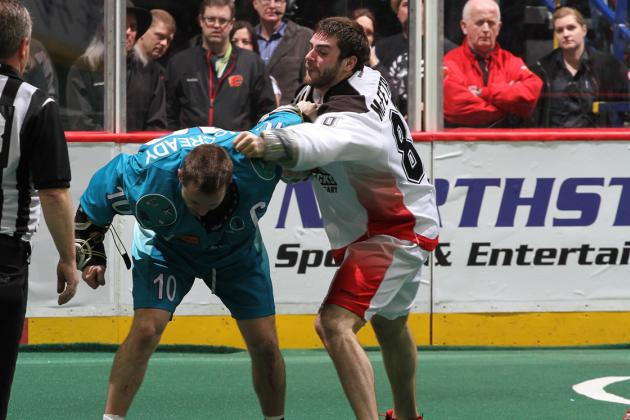 National Lacrosse League 2012: Week 15 Previews and Predictions